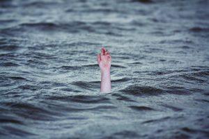 Utopený voda utopenec
