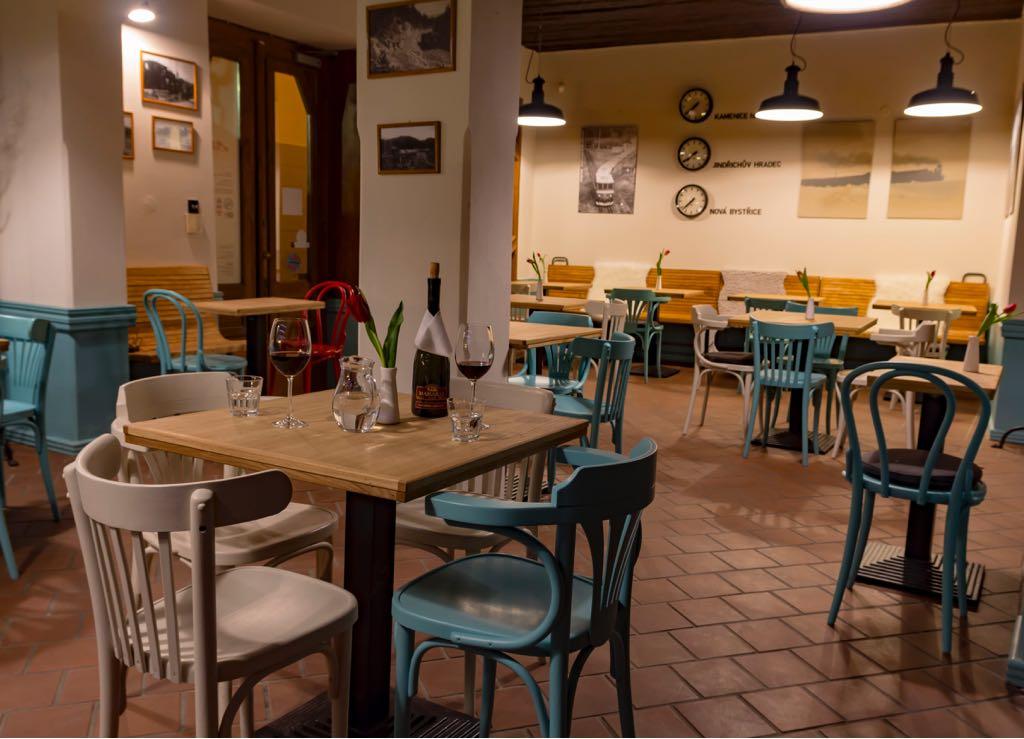 KOLONIAL COFFEE - kavárna s pražírnou