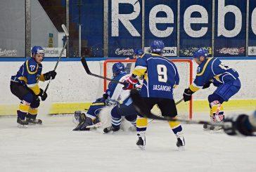 Dva víkendové zápasy HC Vajgar