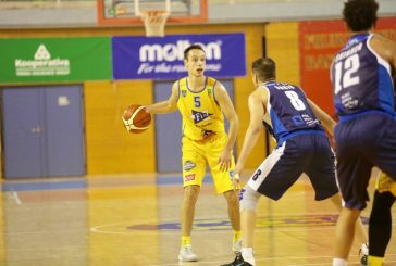 První domácí zápas po vyrovnané bitvě prohráli basketbalisté s Kolínem
