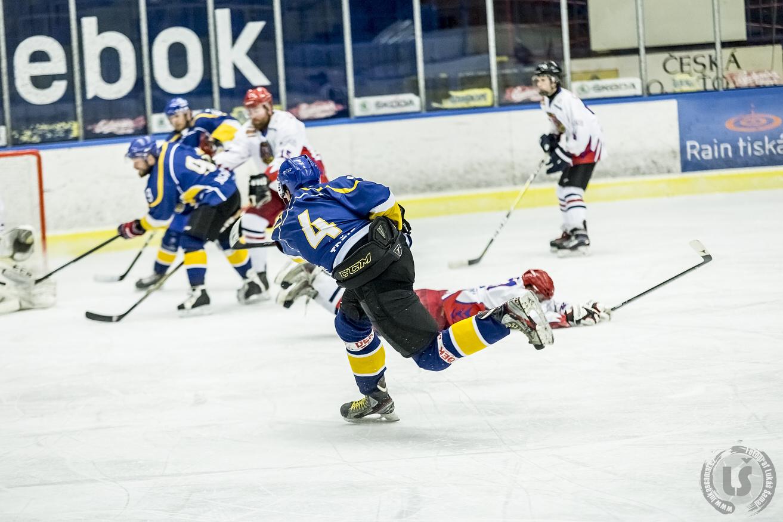 HC Vajgar - SK Telč
