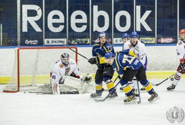 HC Vajgar porazil na domácím ledě SK Telč 6:4