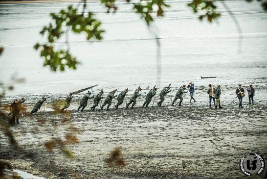 Fotil Lukáš: Výlov rybníku Rožmberk