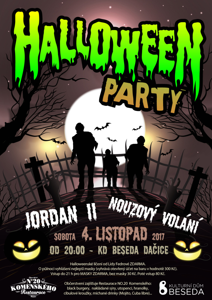 Halloween party vol.2 - Dačice