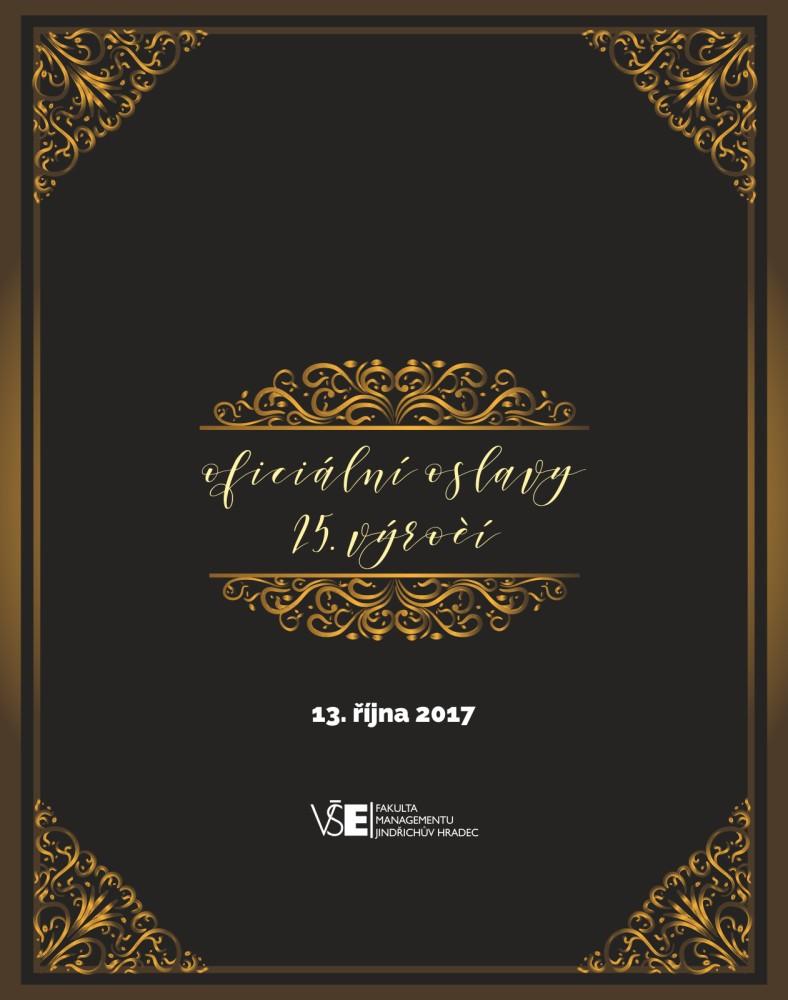 Jindřichův Hradec slaví 25 let existence vysokoškolské výuky