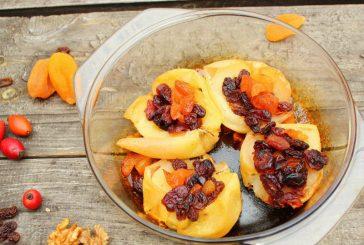 Podzimní poklady - hrušky a jablka (Naturhouse doporučuje)