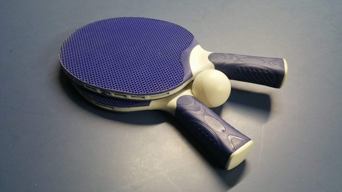 Stolní, Tenis