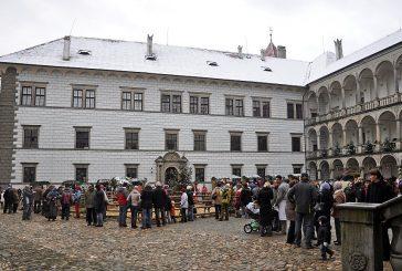 Adventní dny na zámku Jindřichův Hradec 2019