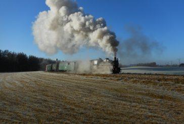 V sobotu vyrazí parní vlak na masopust do Kamenice nad Lipou