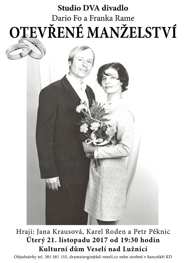 Otevřené manželství