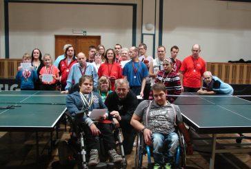 Dvanácté Hry usměvavých srdcí vyvrcholily stolním tenisem