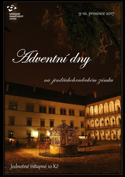 adventní dny na zámku