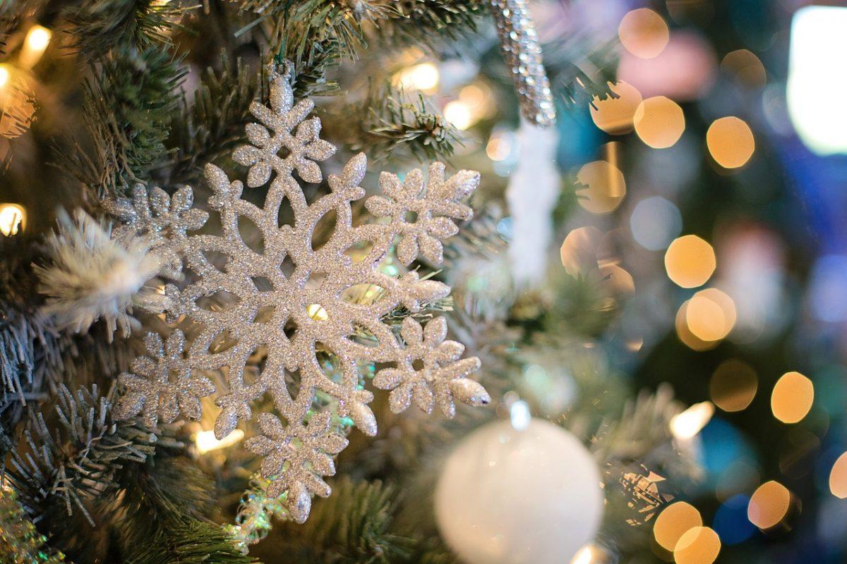 Vánoční, Strom