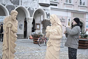 Fotila Amálie: První adventní víkend v Jindřichově Hradci