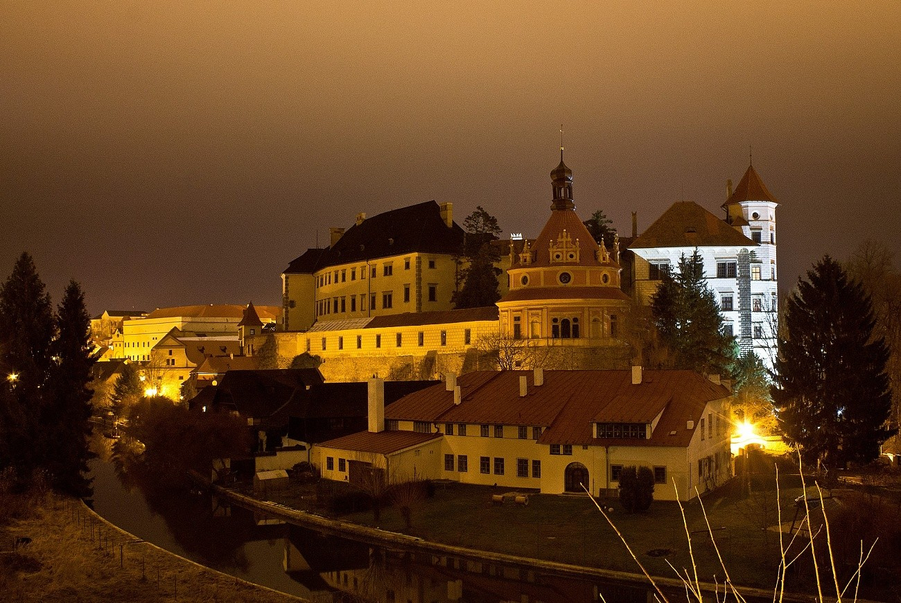 Nocni Jindrichuv Hradec (FOTO: Lukas Jirku)