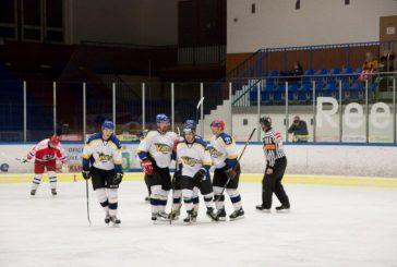 HC Vajgar vyhrál nedělní zápas proti Pelhřimovu