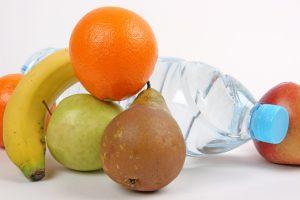 Voda, Pomeranč, ovoce