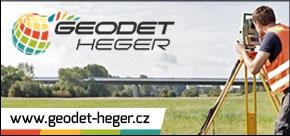 Geodet – ing. Miloš Heger