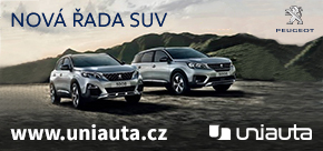 Prodej vozů Peugeot a Citroën – UNI AUTA Jindřichův Hradec