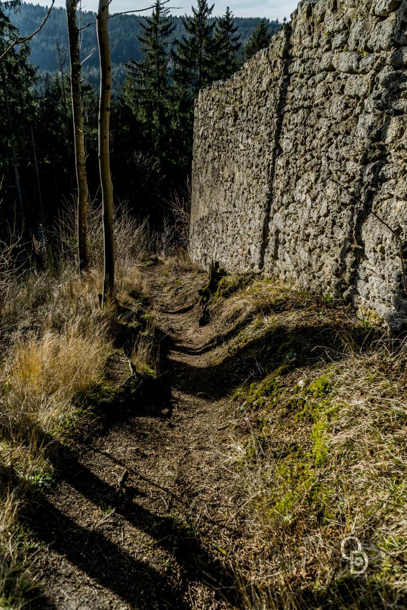 Fotil Ondra: Klášter a hrad Landštejn
