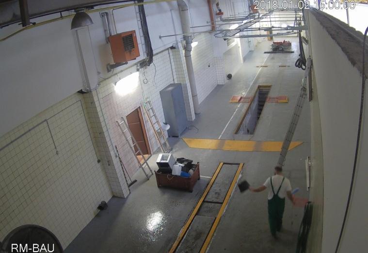RM-BAU provedlo rekonstrukci STK v rekordním slíbeném čase