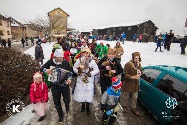 Fotil Martin: Masopust v Kamenici nad Lipou