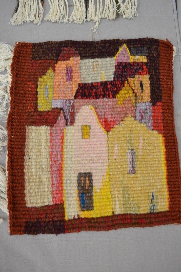 Tkaní tapisérie - kurzy v Domě gobelínů