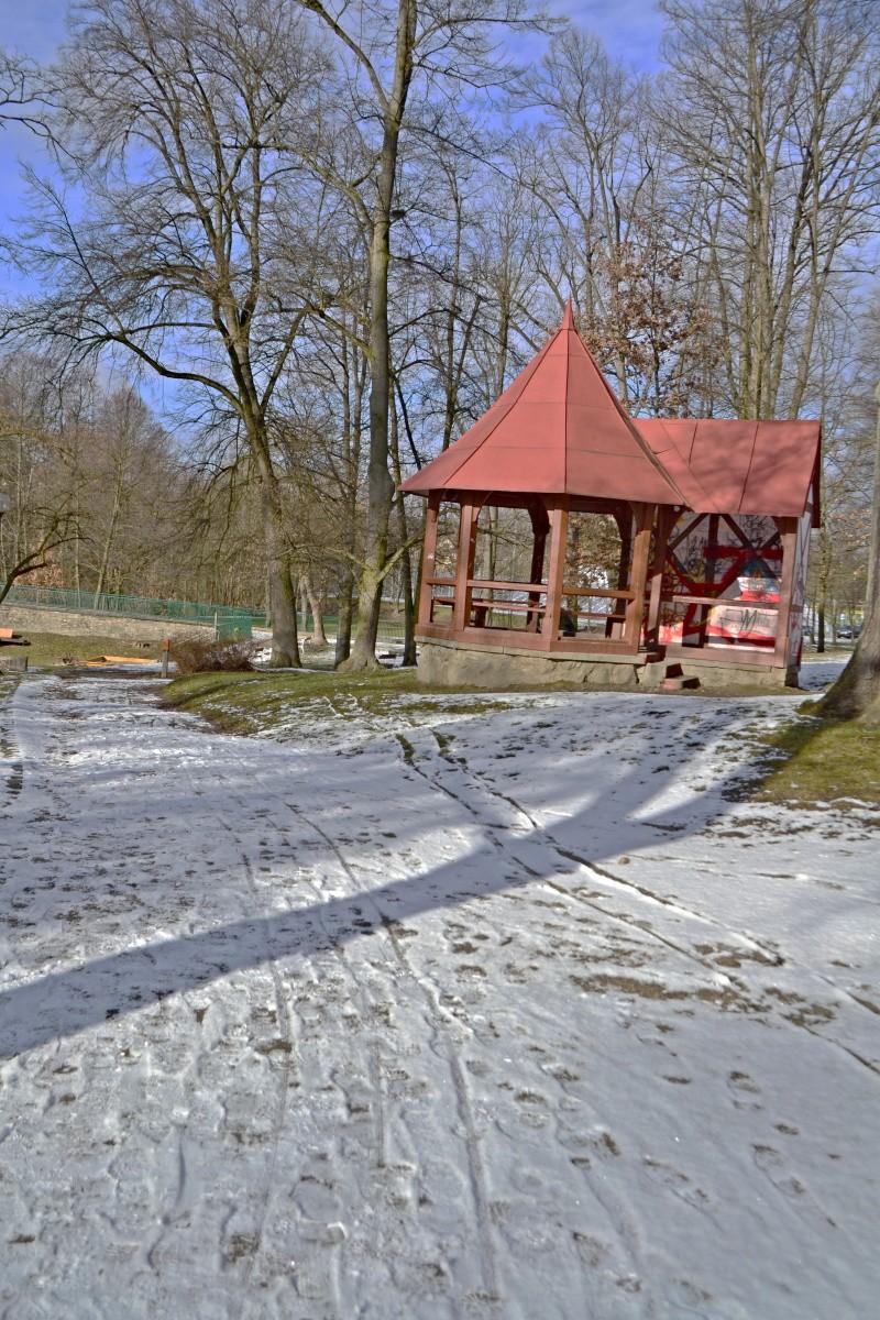 Fotila Amalie: Leden v Jindrichove Hradci