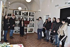 Fotila Amálie: Vernisáž v Muzeu fotografie a masopustní víkend