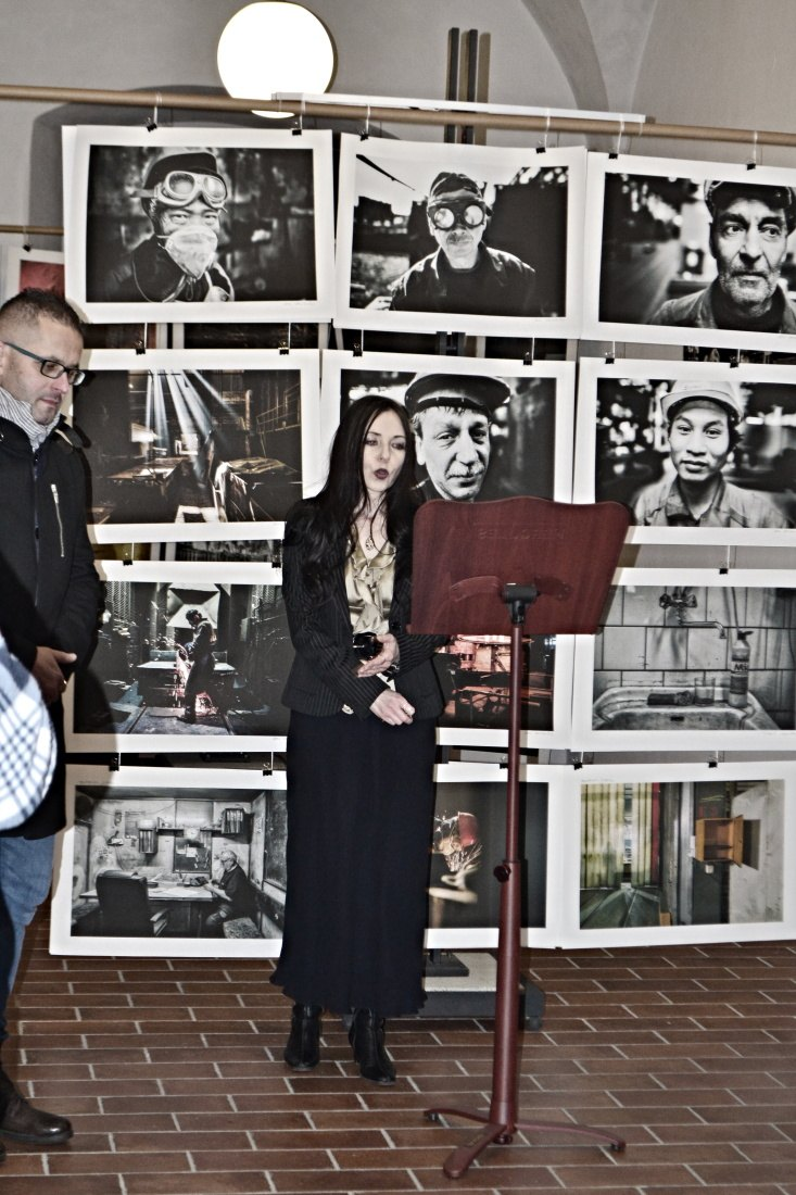 Fotila Amalie: Vernisaz v Muzeu fotografie a masopustni vikend