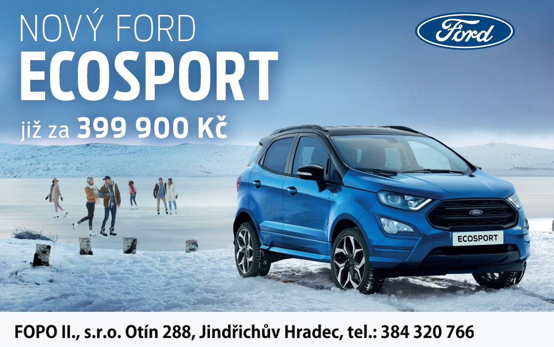 Nový Ford EcoSport