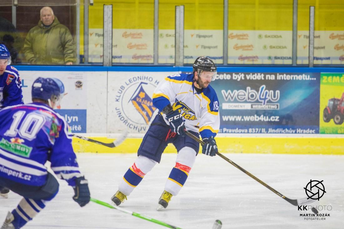 Fotil Martin: HC Vajgar versus Vimperk