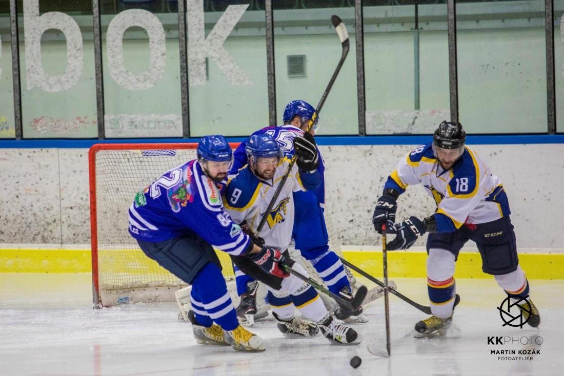 Hokejisté HC Vajgar vstoupili do sezóny smolnou prohrou ve Vimperku