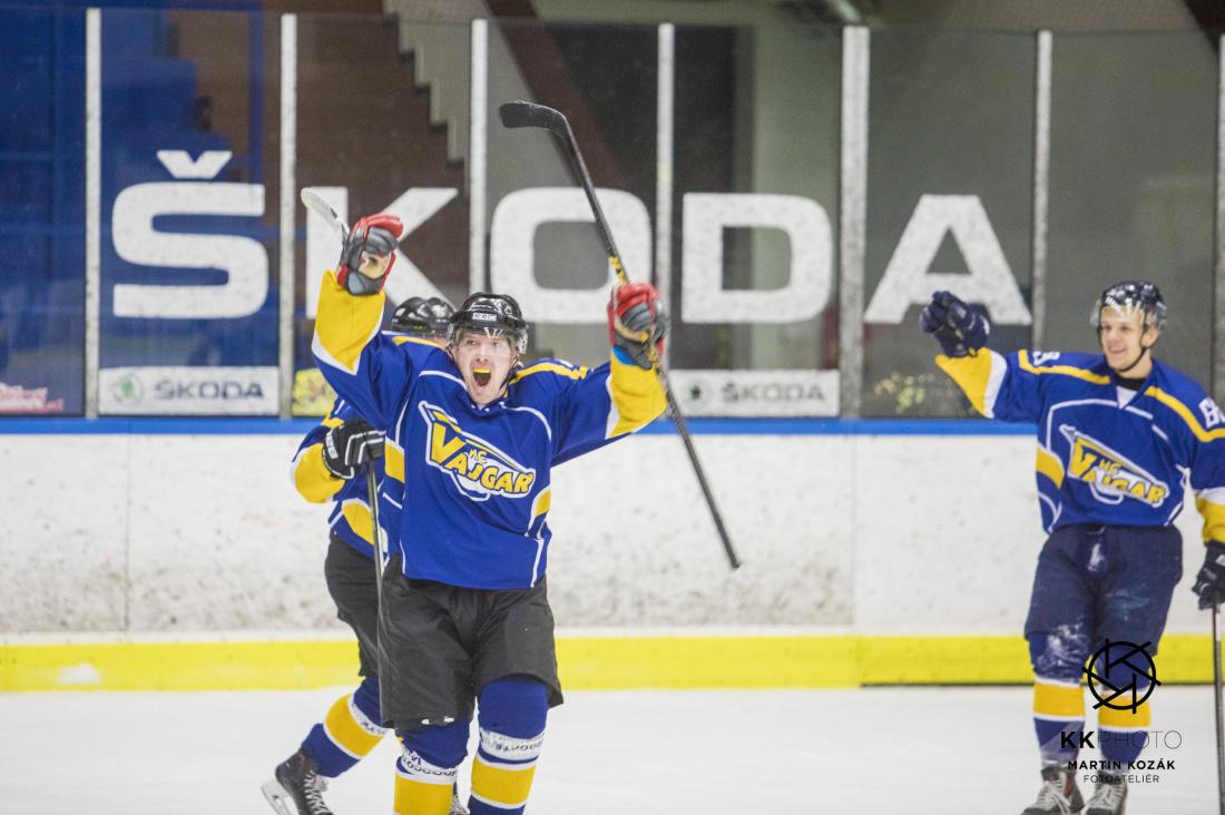 HC Vajgar narazí v semifinále na Strakonice