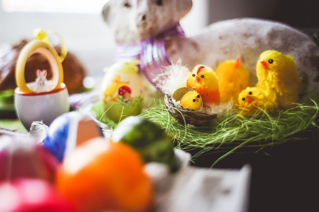Velikonoční tvořivé dílničky pro děti - Počátky