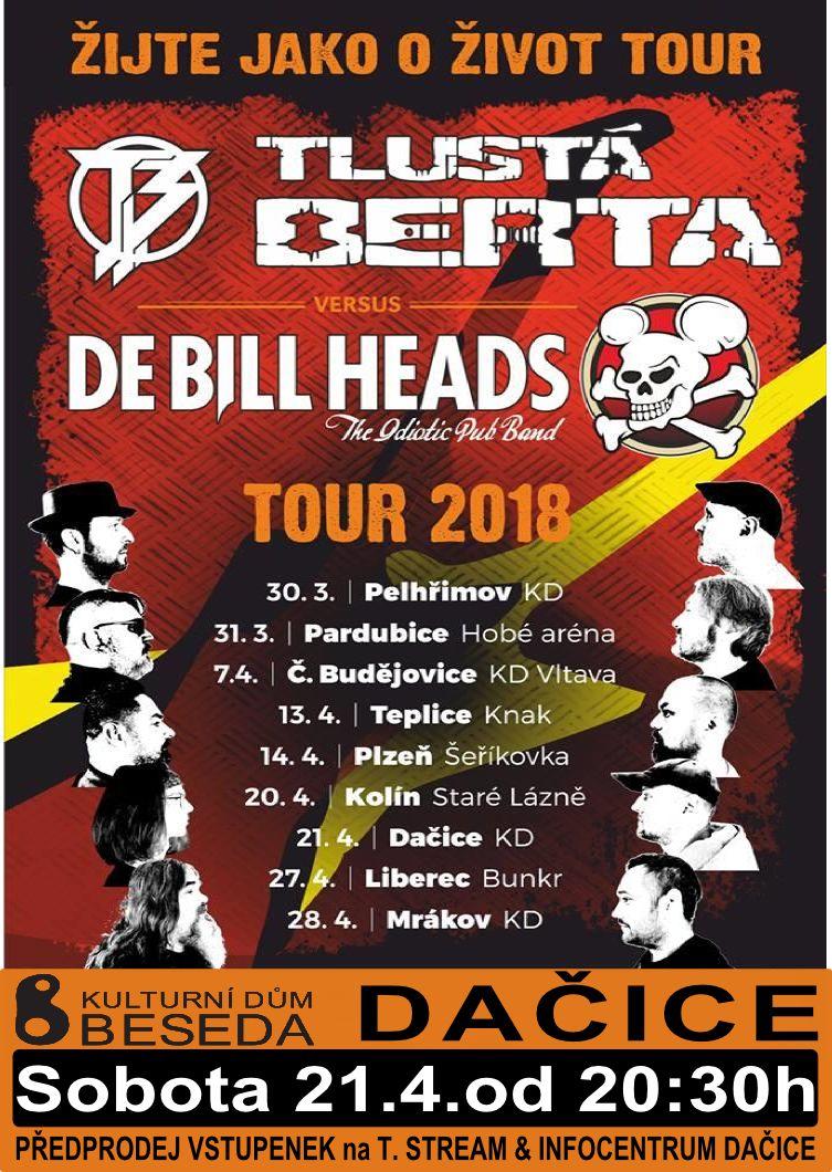 Tlustá Berta + DeBillHeads