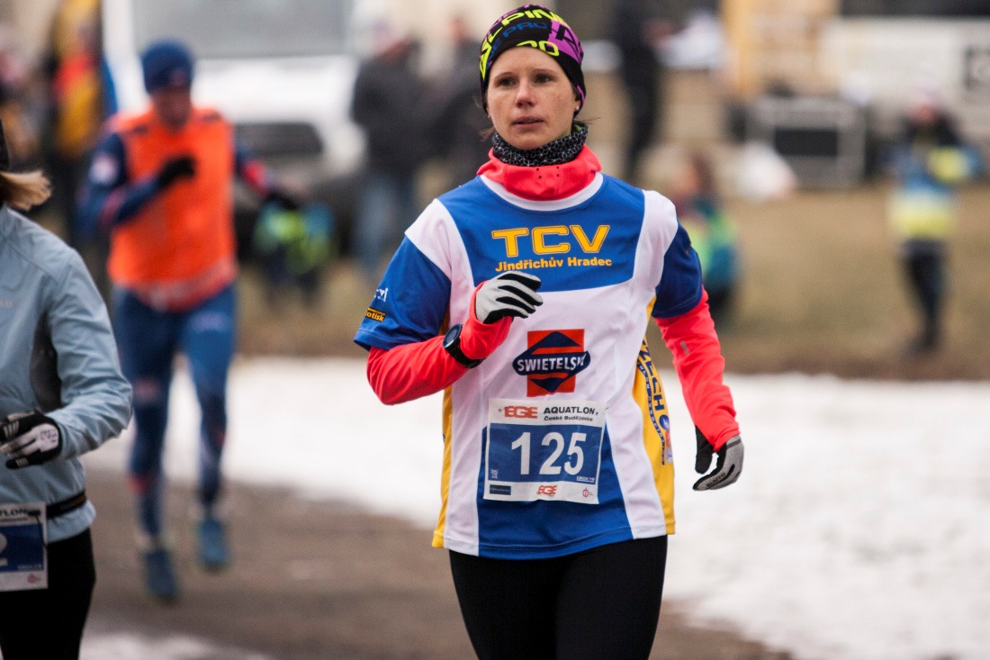TCV J. Hradec - Aquatlon Èeské Budìjovice