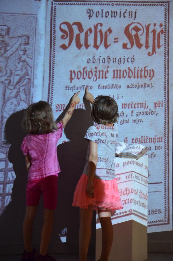 Novinky zknihovny muzea Jindřichohradecka