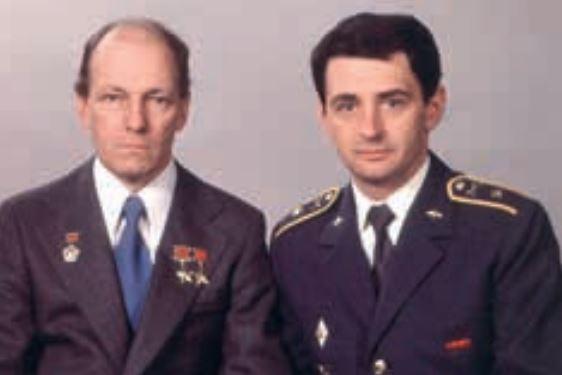 DoJindřichova Hradce dorazí v pátek kosmonaut Oldřich Pelčák