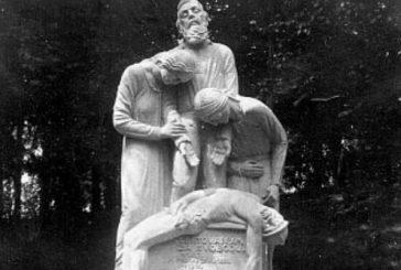 Bedřich Hopsák, rodák zJindřichova Hradce padlý vbitvě uBachmače