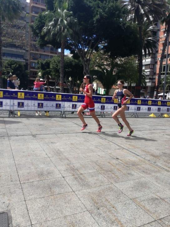 Evropský pohár v triatlonu Gran Canaria přinesl i dva úspěchy TCV J. Hradec