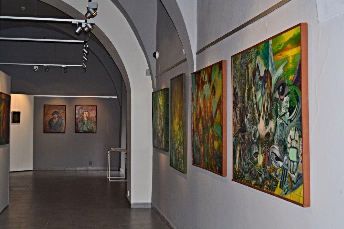 Fotila Amalie: Vernisaz vystavy