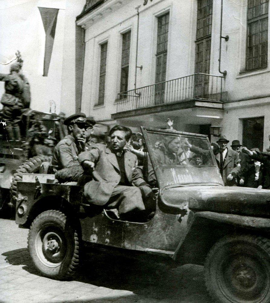 Z dějin městské samosprávy