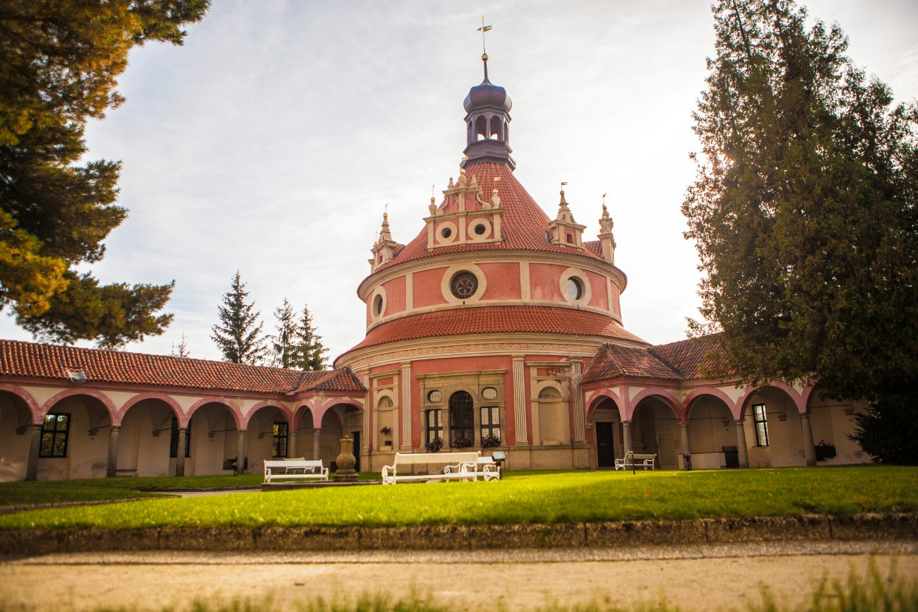 Státní hrad a zámek Jidnřichův Hradec_Rondel