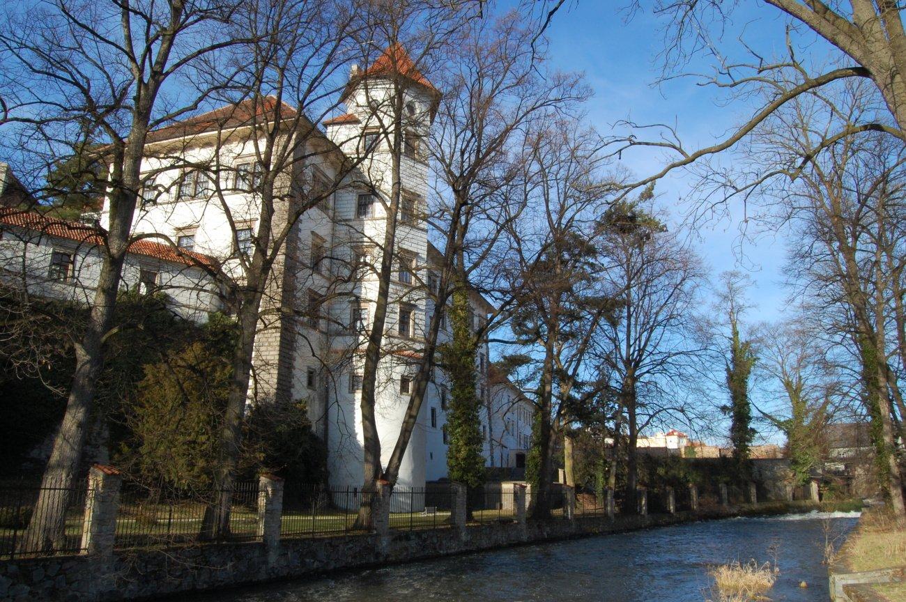 Státní hrad a zámek Jindřichův Hradec_Adamovo stavení