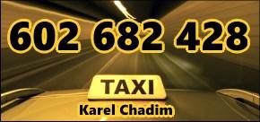 TAXI - Karel Chadim