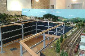 Expozice na Staré radnici je rozšířena o nové modelové kolejiště
