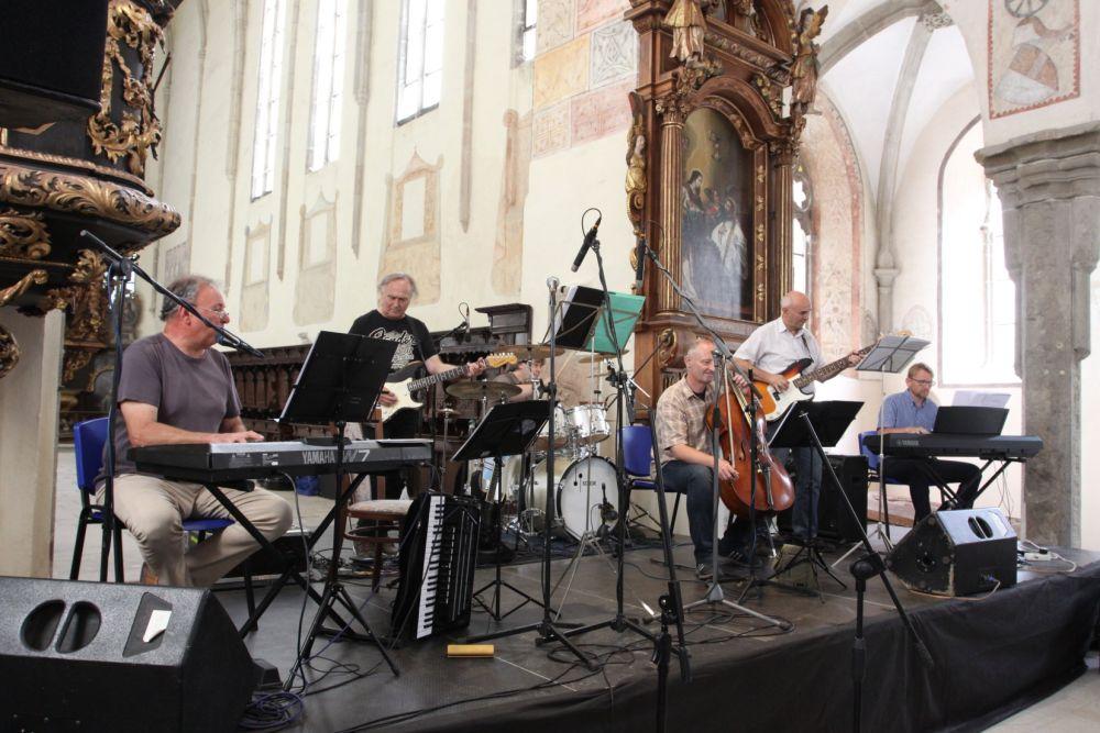Koncert kpoctě Petra Nováka opět v kostele sv. Jana Křtitele
