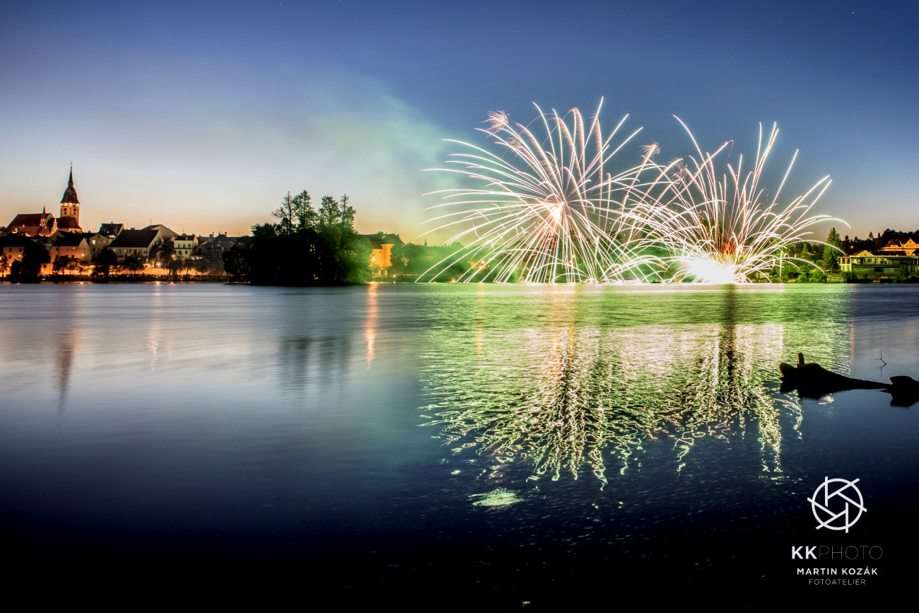 Fotil Martin: Květnový ohňostroj