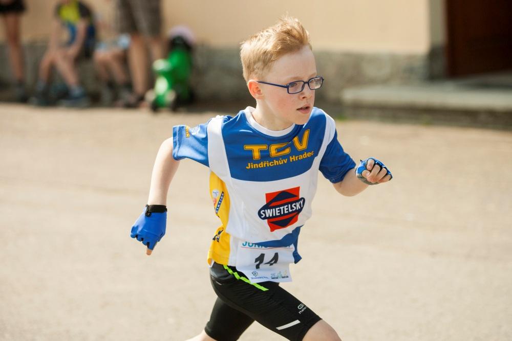 TCV J. Hradec - Duatlon Talin 2018